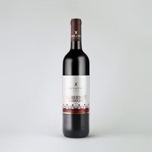 Cabernet Barrique hosszú érlelésű vörösbor