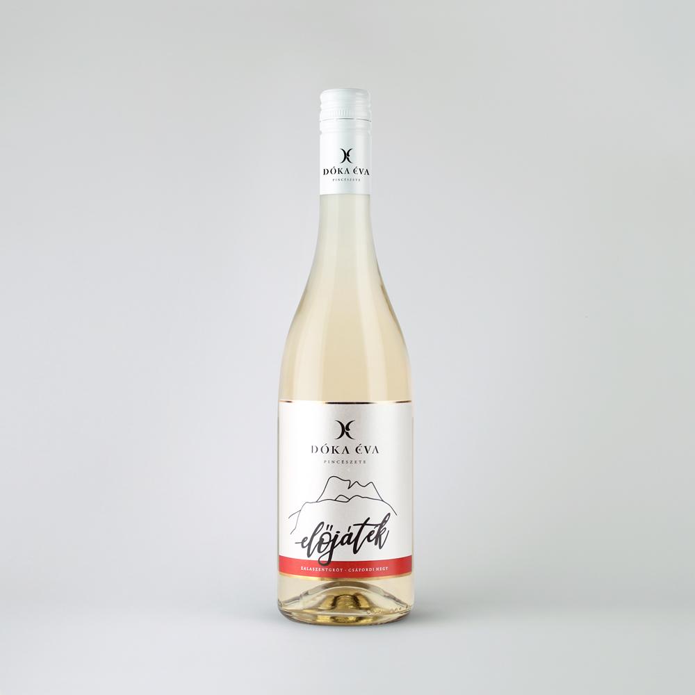 Dóka Éva Előjáték fehér cuvée bor