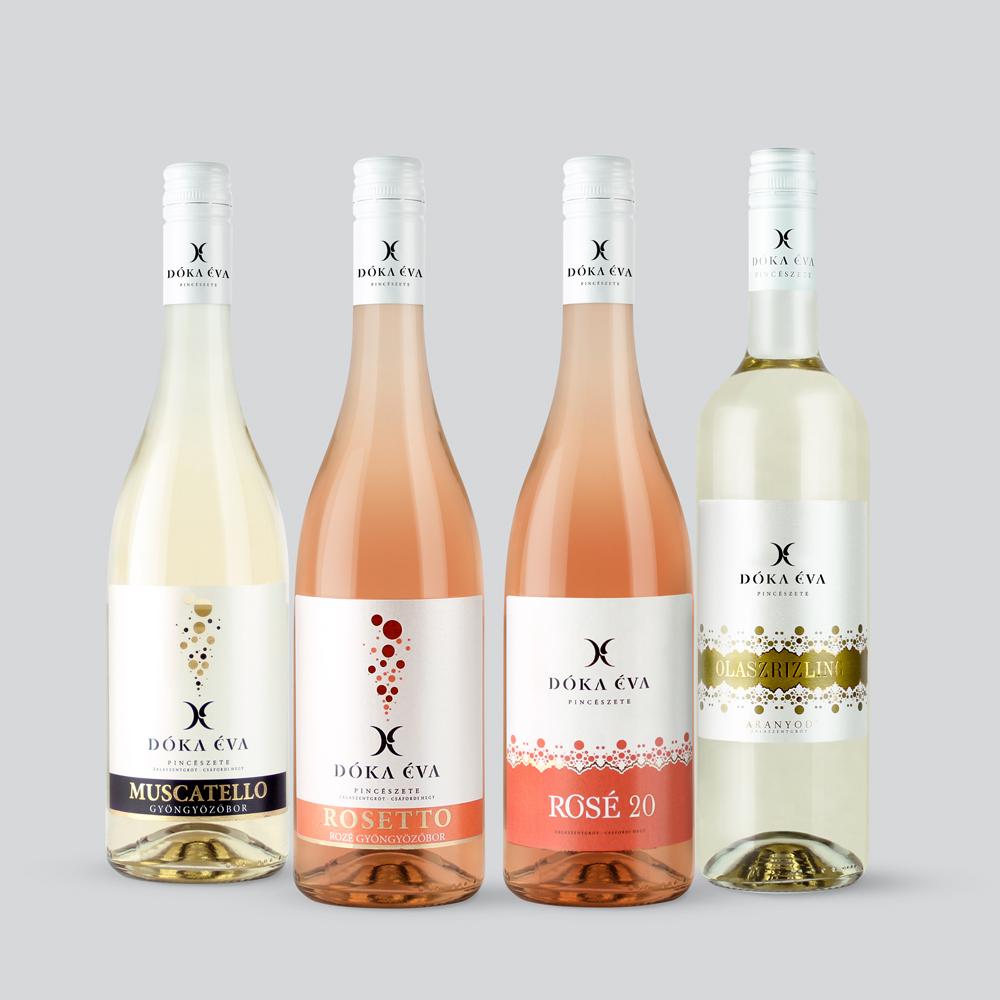 Dóka Éva – Nyáron könnyű borok online bor vásárlás