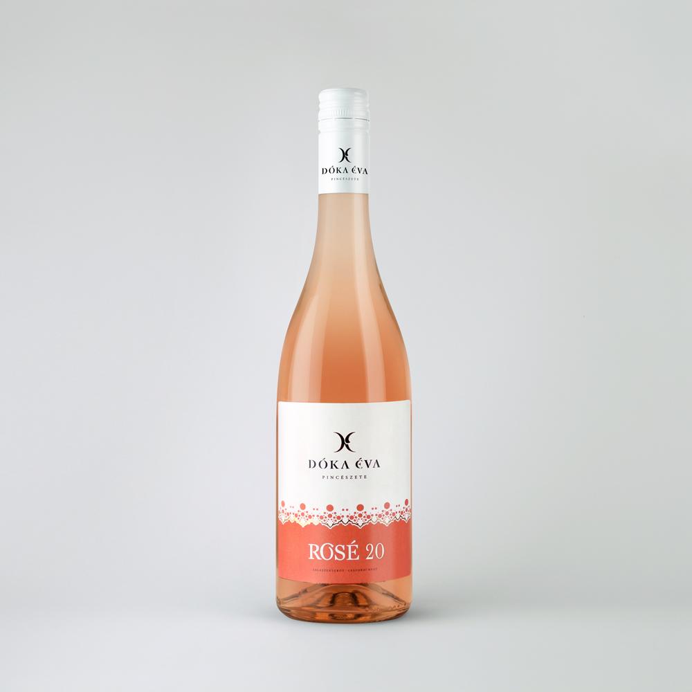 Dóka Éva Rosé 2020 online bor vásárlás