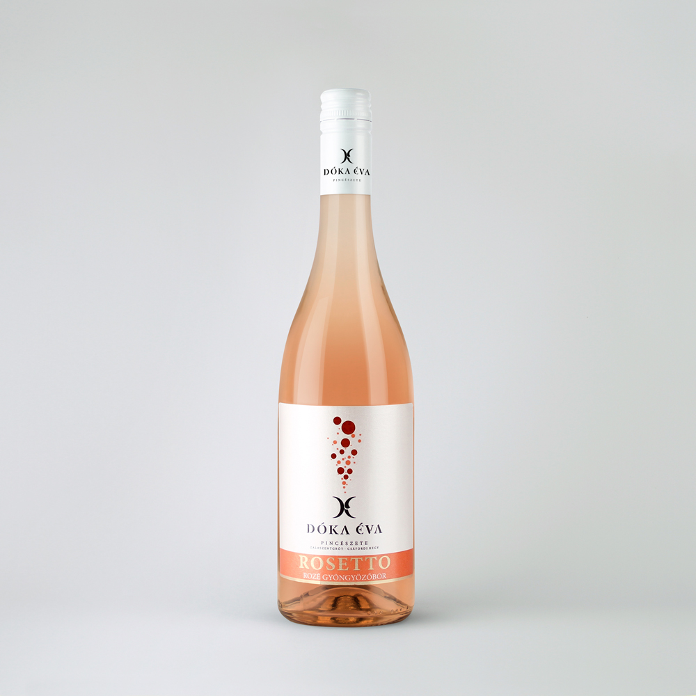 Rosetto Rosé gyöngyözőbor