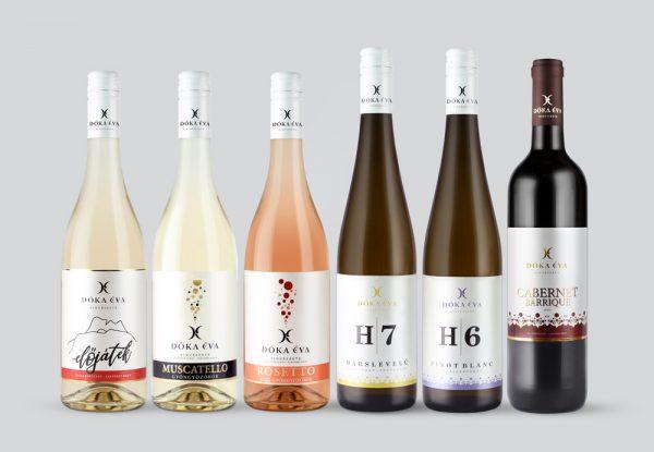 Dóka Éva – Tökre könnyed kis csavarral borválogatás online bor vásárlás